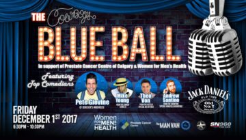 The Cowboys Blue Ball: Calgary